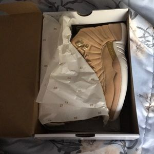 Never worn Air Jordan 12 Retro's